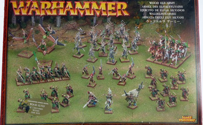 Collector Info 60110204053 67 38 Wood Elf Army Uk